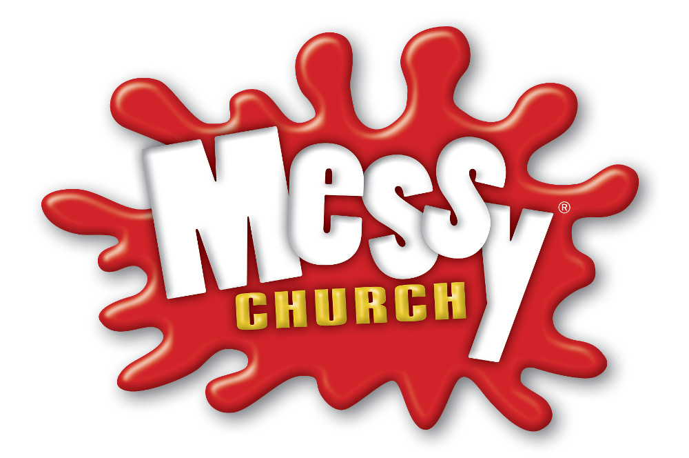 Official Messy Church logo 1000 pixels wide 300dpi